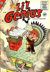 Cover Thumbnail for Li'l Genius (Charlton, 1954 series) #10