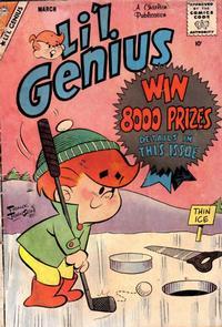 Cover Thumbnail for Li'l Genius (Charlton, 1954 series) #20