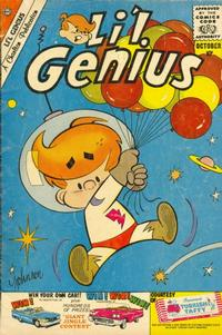 Cover Thumbnail for Li'l Genius (Charlton, 1954 series) #29