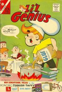 Cover Thumbnail for Li'l Genius (Charlton, 1954 series) #46