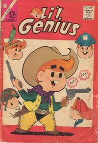 Cover Thumbnail for Li'l Genius (Charlton, 1954 series) #47
