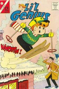 Cover Thumbnail for Li'l Genius (Charlton, 1954 series) #52