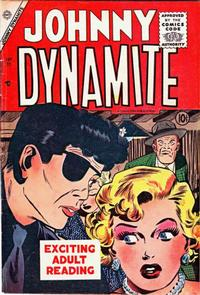 Cover Thumbnail for Johnny Dynamite (Charlton, 1955 series) #11