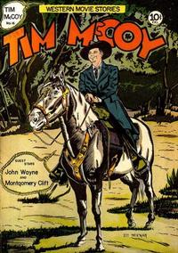 Cover Thumbnail for Tim McCoy (Charlton, 1948 series) #16