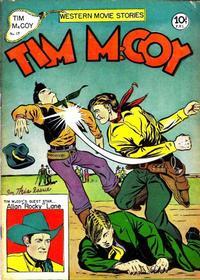 Cover Thumbnail for Tim McCoy (Charlton, 1948 series) #17