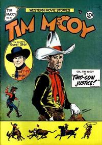 Cover Thumbnail for Tim McCoy (Charlton, 1948 series) #18