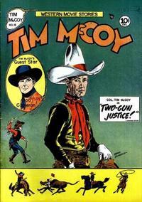 Cover Thumbnail for Tim McCoy (Charlton, 1948 series) #18