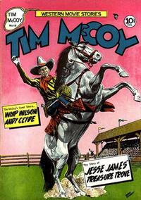 Cover Thumbnail for Tim McCoy (Charlton, 1948 series) #19
