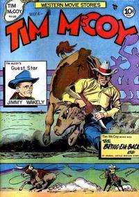 Cover Thumbnail for Tim McCoy (Charlton, 1948 series) #20