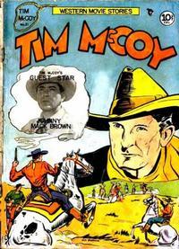 Cover Thumbnail for Tim McCoy (Charlton, 1948 series) #21