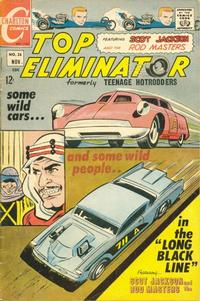 Cover Thumbnail for Top Eliminator (Charlton, 1967 series) #26
