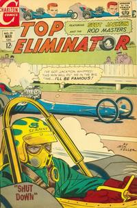 Cover Thumbnail for Top Eliminator (Charlton, 1967 series) #28