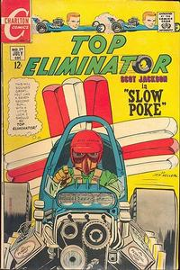Cover Thumbnail for Top Eliminator (Charlton, 1967 series) #29