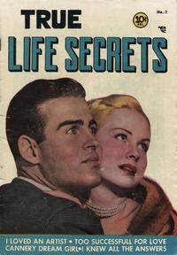 Cover Thumbnail for True Life Secrets (Charlton, 1951 series) #2