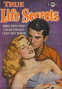Cover Thumbnail for True Life Secrets (Charlton, 1951 series) #3