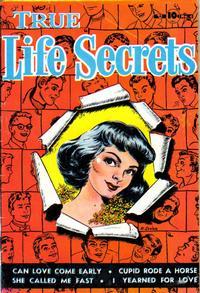Cover Thumbnail for True Life Secrets (Charlton, 1951 series) #4