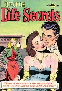 Cover Thumbnail for True Life Secrets (Charlton, 1951 series) #5