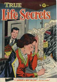 Cover Thumbnail for True Life Secrets (Charlton, 1951 series) #6