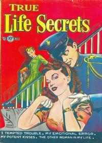 Cover Thumbnail for True Life Secrets (Charlton, 1951 series) #8