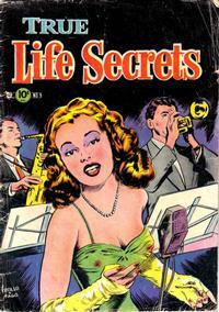 Cover Thumbnail for True Life Secrets (Charlton, 1951 series) #9
