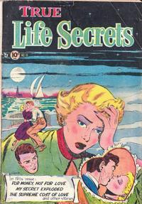 Cover Thumbnail for True Life Secrets (Charlton, 1951 series) #10