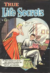 Cover Thumbnail for True Life Secrets (Charlton, 1951 series) #11