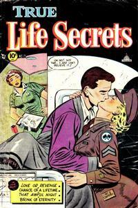 Cover Thumbnail for True Life Secrets (Charlton, 1951 series) #13