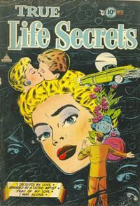 Cover Thumbnail for True Life Secrets (Charlton, 1951 series) #14