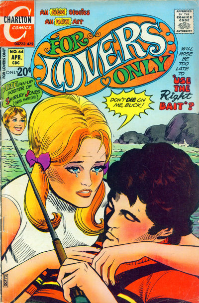 Cover for For Lovers Only (Charlton, 1971 series) #64