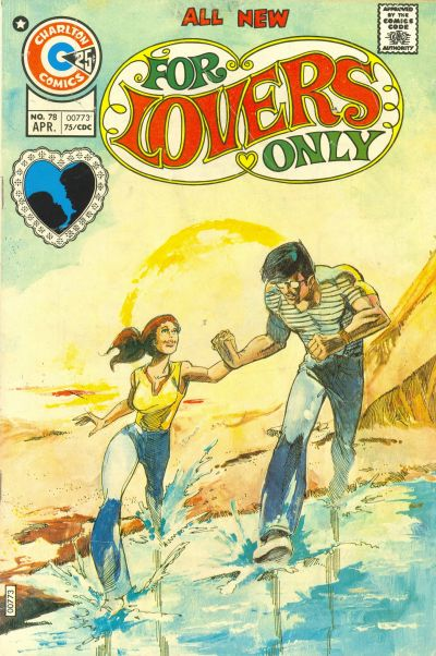 Cover for For Lovers Only (Charlton, 1971 series) #78