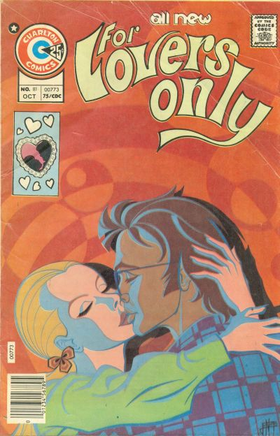 Cover for For Lovers Only (Charlton, 1971 series) #81