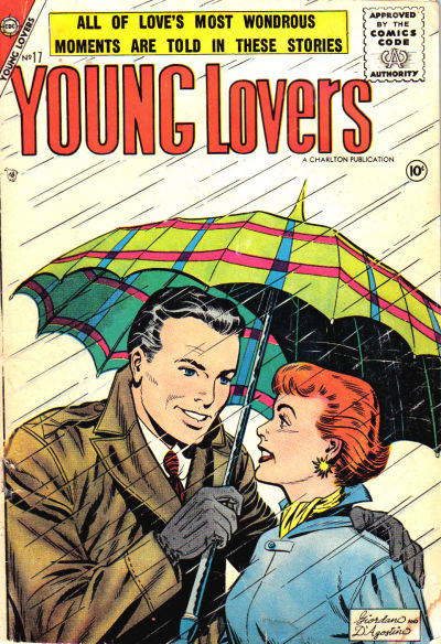 Cover for Young Lovers (Charlton, 1956 series) #17