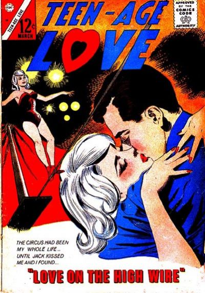 Cover for Teen-Age Love (Charlton, 1958 series) #46