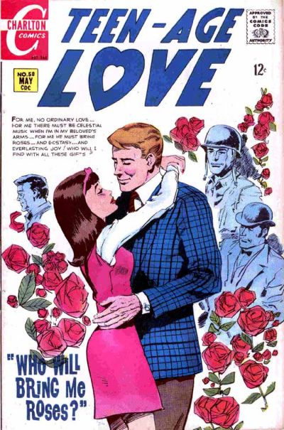 Cover for Teen-Age Love (Charlton, 1958 series) #58