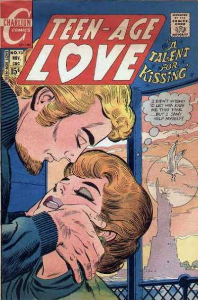 Cover for Teen-Age Love (Charlton, 1958 series) #73
