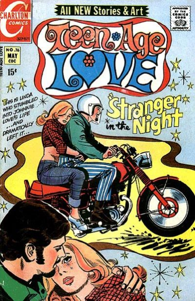 Cover for Teen-Age Love (Charlton, 1958 series) #76