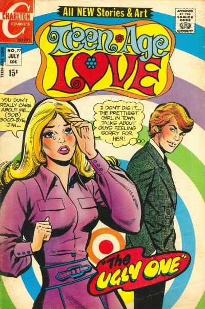 Cover for Teen-Age Love (Charlton, 1958 series) #77