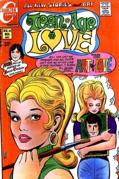 Cover for Teen-Age Love (Charlton, 1958 series) #80