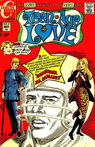 Cover for Teen-Age Love (Charlton, 1958 series) #82