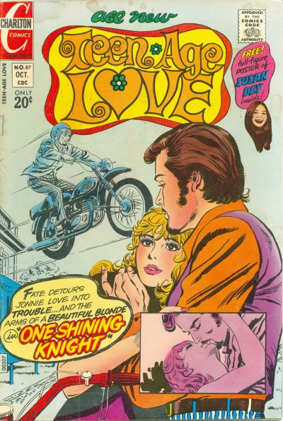 Cover for Teen-Age Love (Charlton, 1958 series) #87