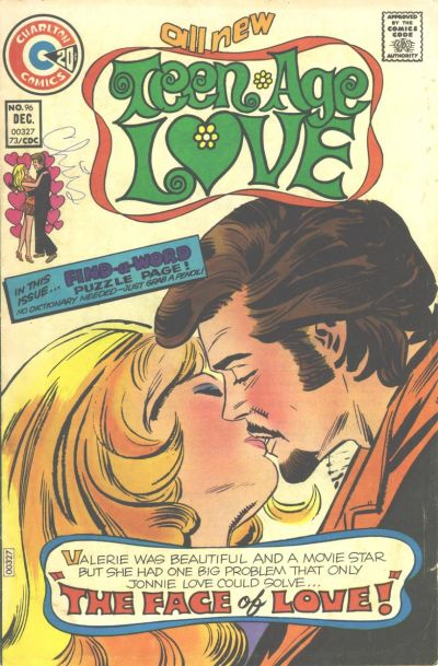 Cover for Teen-Age Love (Charlton, 1958 series) #96