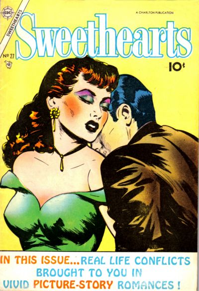 Cover for Sweethearts (Charlton, 1954 series) #27