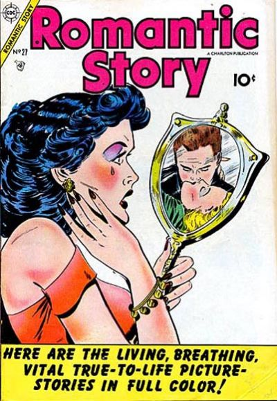 Cover for Romantic Story (Charlton, 1954 series) #27