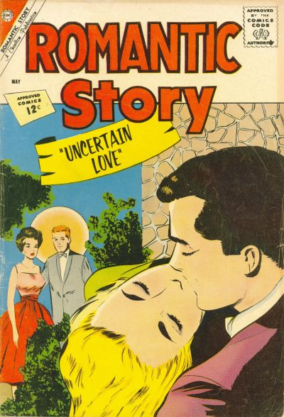 Cover for Romantic Story (Charlton, 1954 series) #60