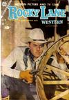 Cover for Rocky Lane Western (Charlton, 1954 series) #56
