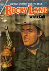 Cover for Rocky Lane Western (Charlton, 1954 series) #57