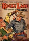 Cover for Rocky Lane Western (Charlton, 1954 series) #59