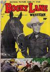 Cover for Rocky Lane Western (Charlton, 1954 series) #60