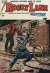 Cover for Rocky Lane Western (Charlton, 1954 series) #61