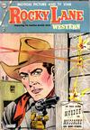Cover for Rocky Lane Western (Charlton, 1954 series) #62